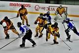 V hokejovém utkání s Kanaďany padla pouhá jedna branka