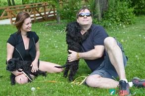 Lenka Zahradnick� a Miroslav Etzler proti mno�en� ps�
