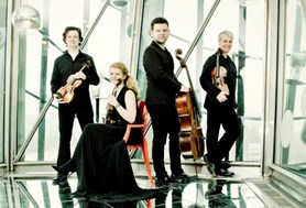 Concentus Moraviae zah�j� na mikulovsk�m z�mku Pavel Haas Quartet a americk� Dover Quartet