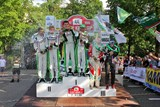 Kopecký s Dreslerem vítězi 44. Rallye Český Krumlov