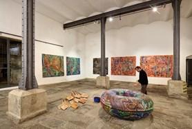 Do Egon Schiele Art Centra na komentovanou prohl�dku  i malov�n� s Ottou Plachtem