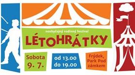 Park Pod z�mkem ve Fr�dku-M�stku  host� v sobotu L�tohr�tky