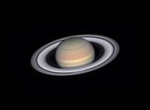 Titul �esk� astrofotografie m�s�ce za �ervenec 2016 obdr�el sn�mek �Saturn�