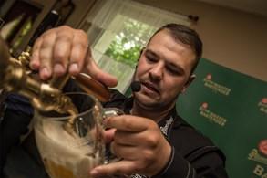 Nejlep��m v��epn�m plze�sk�ho piva se stal Michal Proke� z Ostravy