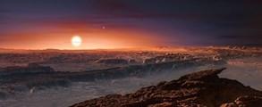 V obyvateln� z�n� u nejbli��� sousedn� hv�zdy byla objevena planeta