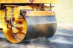Opravy silnic v České Lípě