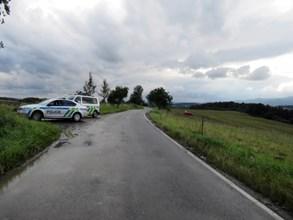 Policist� hledaj� sv�dky dopravn� nehody
