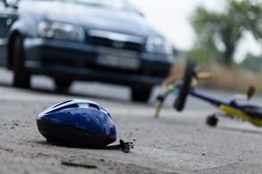 Desítka zraněných cyklistů v Moravskoslezském kraji během neděle