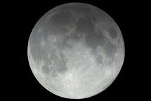 V sobotu 11. února nastane polostínové zatmění Měsíce