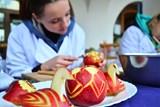 Jablka v Třeboni kam dohlédneš