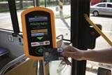 Počet plateb bankovními kartami se v ostravské MHD za tři roky zpětinásobil