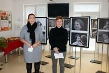 Výstava portrétů dětí s Rettových syndromem