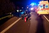 Dopravní nehoda u Holasovic