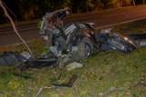 V Sedleci po nárazu do stromu zemřel řidič