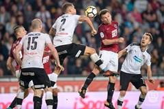 Sparťané byli v zápase s Plzní aktivnějším týmem, na body ale nedosáhli