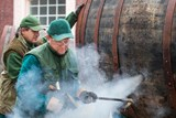 Prazdrojští bednáři smolili dubové ležácké sudy