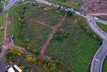 V retenční nádrži Červený mlýn probíhá výjimečný geotechnický a hydrogeologický průzkum