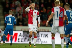 Slavia prohrála s Libercem