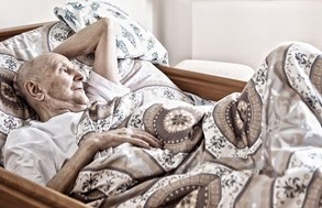 Fotograf Jan Voběrek přiveze do Senátu svědectví o hospicové službě