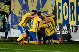 Zlín postoupil do čtvrtfinále poháru přes Vlašim až po penaltovém rozstřelu