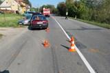 Při dopravní nehodě v Jankovicích se zranili dva lidé