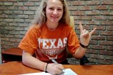 Mladá golfistka Sára Kousková bude první Češkou v univerzitním týmu Texas Longhorns