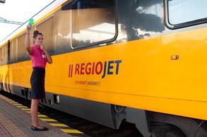 Jízdenky na nové spoje RegioJet Opava – Praha jsou již v prodeji