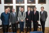 Světový klavírista Lukáš Vondráček navštívil opavskou radnici