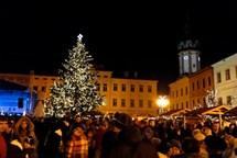 Ve Frýdku-Místku se Vánoční strom rozsvítí v pátek 1.prosince