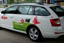 E.ON otevřel novou plničku CNG v Pelhřimově