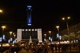 Slavnostní ohňostroj zakončil celoroční oslavy 750. výročí od první písemné zmínky o Ostravě