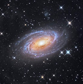 Titul Česká astrofotografie měsíce za říjen 2017  obdržel snímek Galaxie M81
