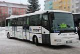 Změny v krnovské MHD: nový elektrobus, nové autobusy, bezkontaktní odbavení i systém pro nevidomé