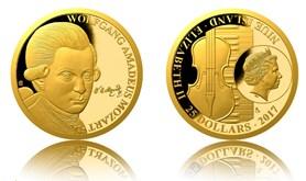 Mince připomene Wolfganga Amadea Mozarta