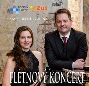 Flétnový koncert v Uherském Ostrohu