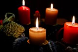 Nastal advent a s ním typické požáry