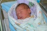 Tisící letošní porod ve frýdecké porodnici