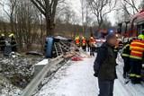 Tragická dopravní nehoda v Norberčanech