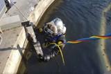 Netradiční zásah olomouckých potápěčů ve Strání
