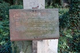 Město Chrudim adoptovalo hrob slavného rodáka Jana Nepomuka Štěpánka, bude jej restaurovat