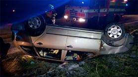 Moravskoslezští hasiči vyjeli ráno ke čtyřem nehodám