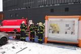 V hokejové hale Polárka ve Frýdku-Místku unikal amoniak a zranil obsluhu