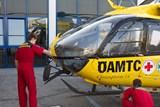 První vzlety nové letecké záchranky na Vysočině