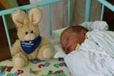 Prvním novorozencem Kraje Vysočina v roce 2017 je Toník