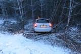 Havárie na ujetém sněhu