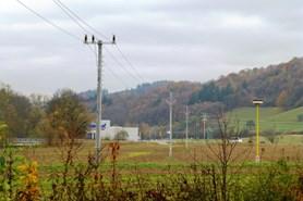 Nové vedení od Ústí u Vsetína na Valašskou Polanku zvýší spolehlivost dodávek elektřiny