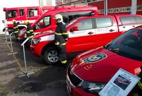 Na Břeclavsku je nová hasičská technika