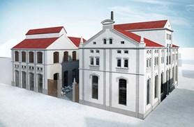 Rekonstrukce objektu bývalého pivovaru v Litoměřicích má pokračovat