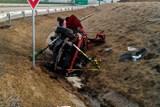 Smrtelná nehoda u sjezdu z dálnice
