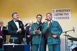 Letošní 21. reprezentační ples Lázní Luhačovice byl ve znamení četníků